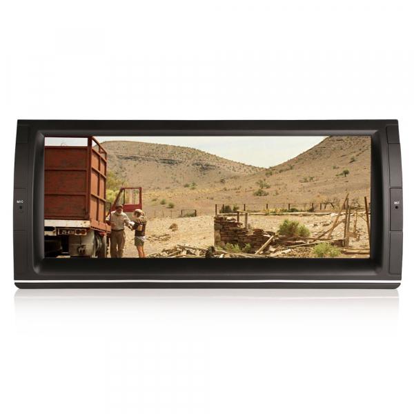 Navigatie auto, Pachet dedicat BMW, Android 10, GPS, WIFI,DAB+, 2GB RAM, 16GB memorie interna [1]