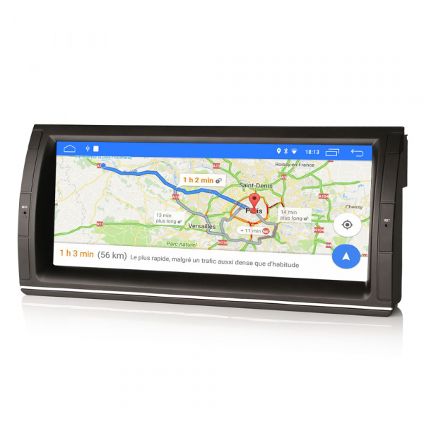 Navigatie auto, Pachet dedicat BMW, Android 10, GPS, WIFI,DAB+, 2GB RAM, 16GB memorie interna 2