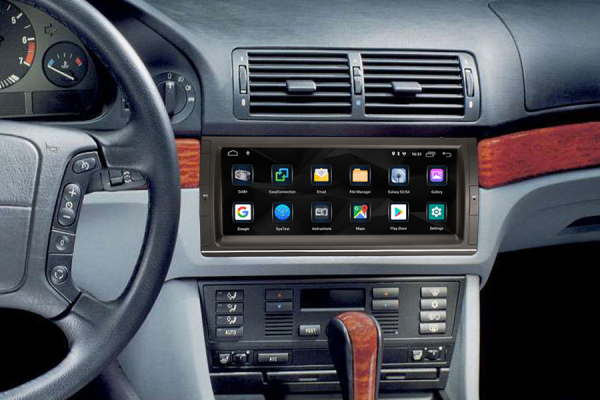 Navigatie auto, Pachet dedicat BMW, Android 10, GPS, WIFI,DAB+, 2GB RAM, 16GB memorie interna 3