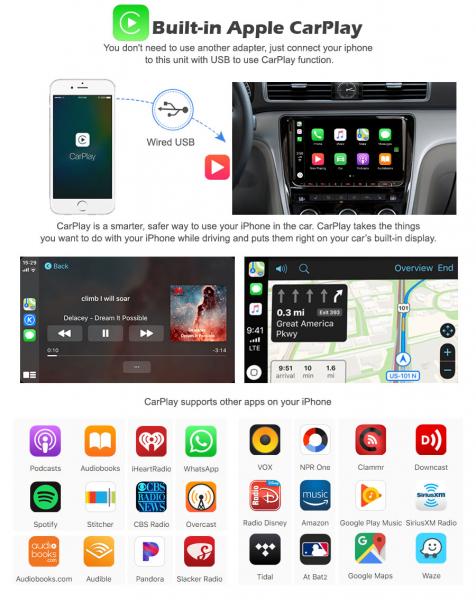 Navigatie auto 2 din, Pachet dedicat ALFA ROMEO Brera Spider 159 Sportwagon, Android 10.0, 7 inch,, DAB+,Quad core, 2GB Ram,16GB memorie interna 6