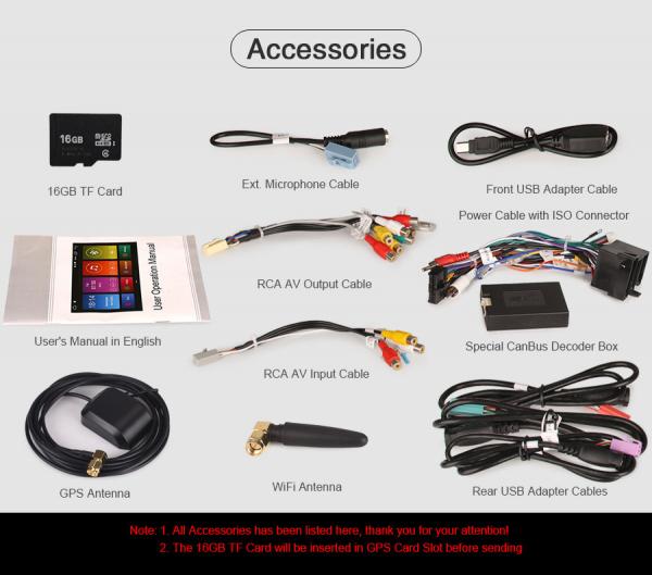 Navigatie auto, Pachet dedicat Fiat Bravo ,7 inch, Android 10, GPS, WIFI, DAB+, 2GB RAM, 16GB memorie interna 9