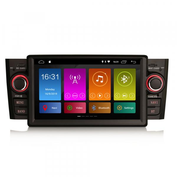 Navigatie auto, Pachet dedicat Fiat Punto Linea ,7 inch, Android 9.0, GPS, WIFI, DAB+, 2GB RAM, 16GB memorie interna 0