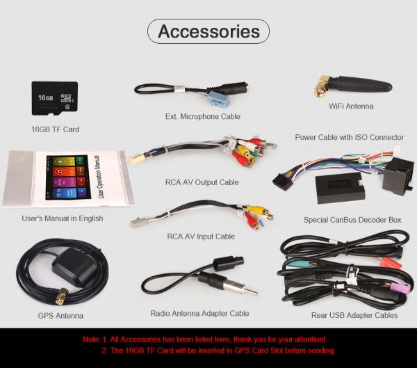 Navigatie auto, Pachet dedicat Fiat Punto Linea ,7 inch, Android 9.0, GPS, WIFI, DAB+, 2GB RAM, 16GB memorie interna 11