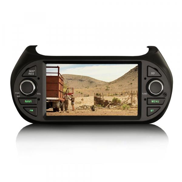 Navigatie auto, Pachet dedicat  Citroen Nemo Peugeot Bipper Fiat Fiorino ,7 inch, Android 9.0, GPS, WIFI, DAB+, 2GB RAM, 16GB memorie interna [4]