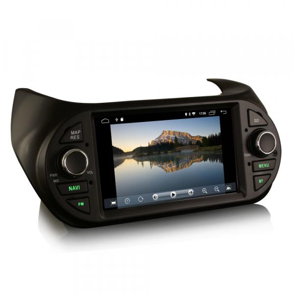 Navigatie auto, Pachet dedicat  Citroen Nemo Peugeot Bipper Fiat Fiorino ,7 inch, Android 9.0, GPS, WIFI, DAB+, 2GB RAM, 16GB memorie interna [2]