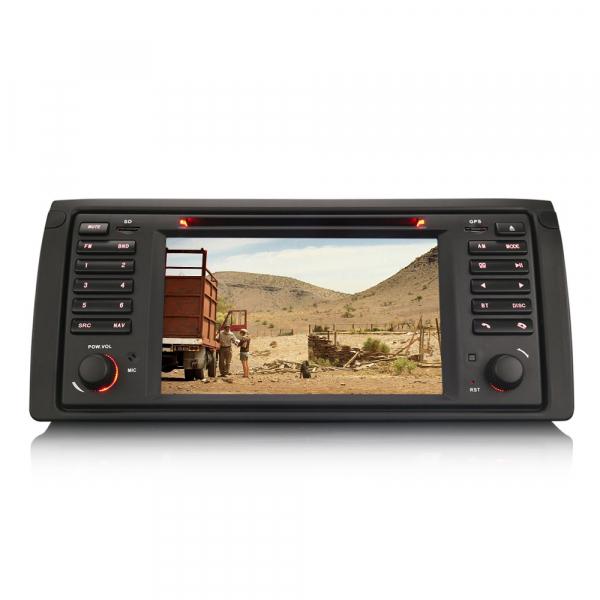 Navigatie auto, Pachet dedicat BMW seria 5 E39 E53 X5 M5, Android 10.0, 2GB RAM, 16GB memorie interna 3