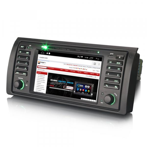 Navigatie auto, Pachet dedicat BMW seria 5 E39 E53 X5 M5, Android 10.0, 2GB RAM, 16GB memorie interna 2