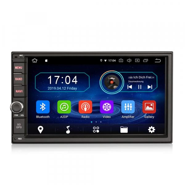 Navigatie auto 2 din, Universala, Android 9.0 , WIFI+GPS, 7 inch DAB+,Quad core CPU. 0