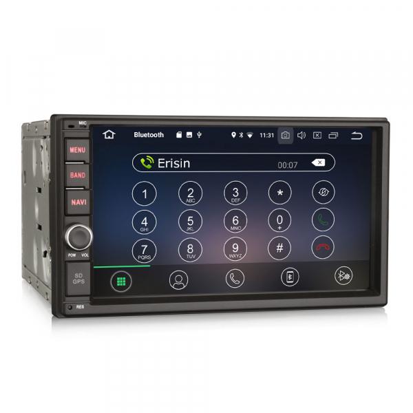 Navigatie auto 2 din, Universala, Android 9.0 , WIFI+GPS, 7 inch DAB+,Quad core CPU. 2