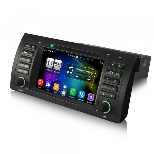 Navigatie auto, Pachet dedicat BMW  Seria 5 E39 E53 X5 M5 ,Octa Core GPS, WIFI,DAB+. 6