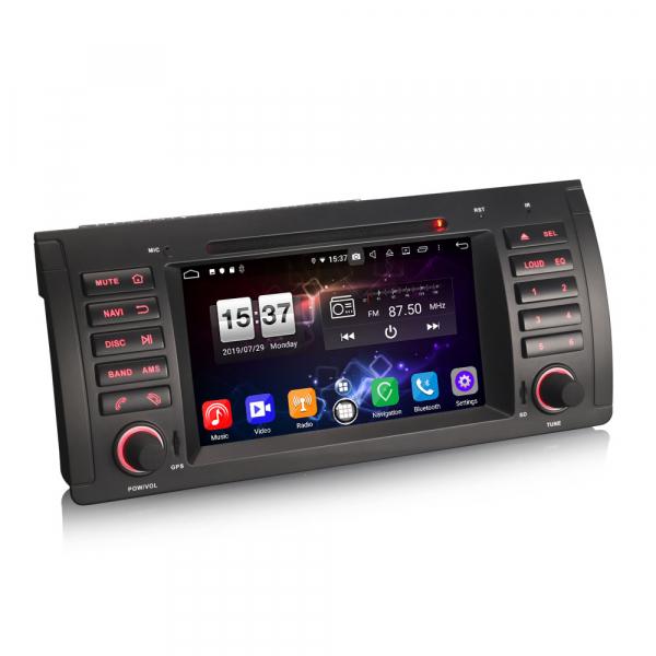 Navigatie auto, Pachet dedicat BMW  Seria 5 E39 E53 X5 M5 ,Octa Core GPS, WIFI,DAB+. 8
