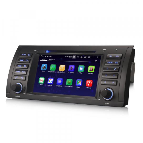 Navigatie auto, Pachet dedicat BMW  Seria 5 E39 E53 X5 M5 ,Octa Core GPS, WIFI,DAB+. 9
