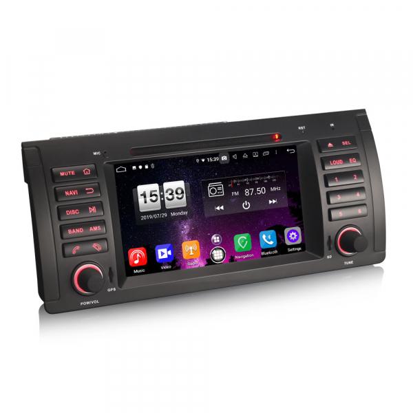 Navigatie auto, Pachet dedicat BMW  Seria 5 E39 E53 X5 M5 ,Octa Core GPS, WIFI,DAB+. 1