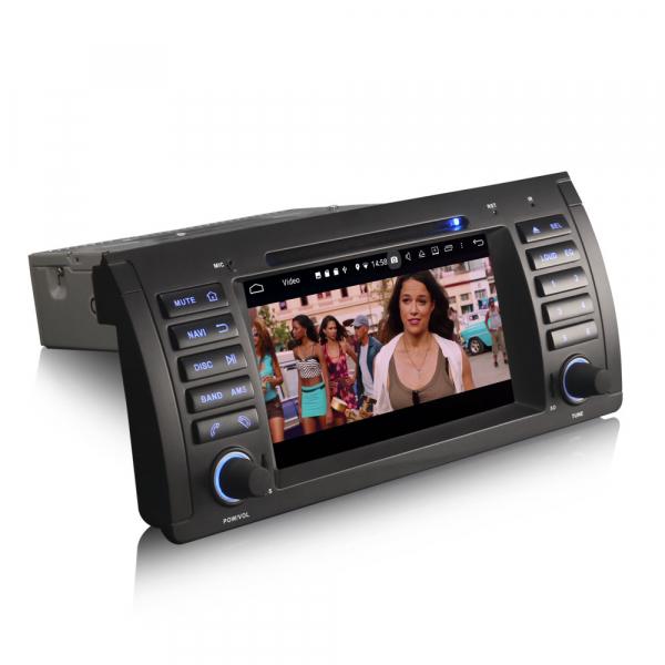 Navigatie auto, Pachet dedicat BMW  Seria 5 E39 E53 X5 M5 ,Octa Core GPS, WIFI,DAB+. 3