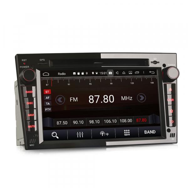 Navigatie auto, Pachet dedicat Opel Vauxhall Vivaro Astra Corsa Zafira ,8 Core, 7 inch, Android 9.0, GPS, WIFI, DAB+ [7]