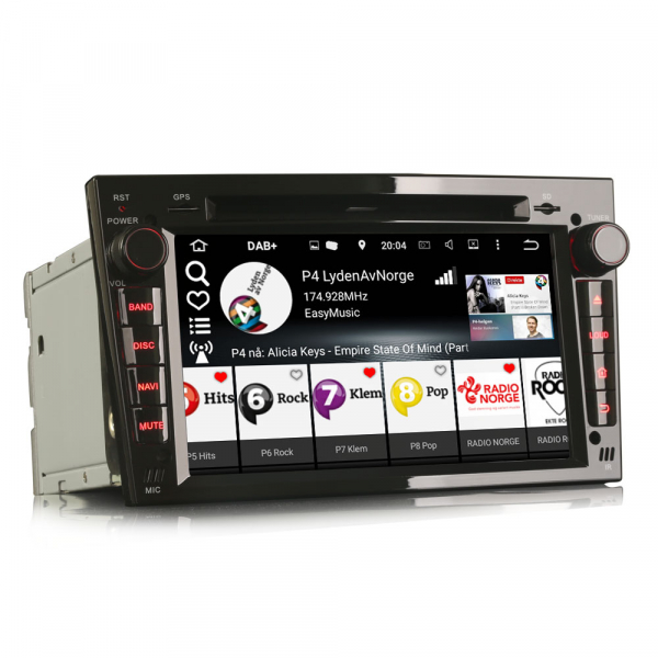 Navigatie auto, Pachet dedicat Opel Vauxhall Vivaro Astra Corsa Zafira ,8 Core, 7 inch, Android 9.0, GPS, WIFI, DAB+ [5]