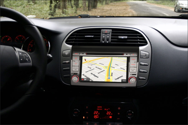 Navigatie auto, Pachet dedicat Fiat Bravo ,7 inch, Android 9.0,8 Core, GPS, WIFI, DAB+ 10