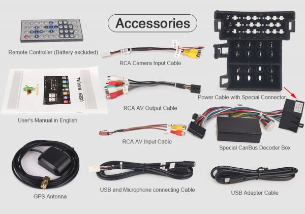 Navigatie auto, Pachet dedicat Fiat Bravo ,7 inch, Android 9.0,8 Core, GPS, WIFI, DAB+ 13
