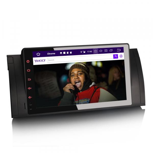 Navigatie auto 2 din, Pachet dedicat BMW 5 Series E39 E53 X5 M5 Navi 4G, Android 9.0 , WIFI+GPS, 9 inch,, DAB+,Quad core CPU, 4GB Ram,32GB memorie interna [4]