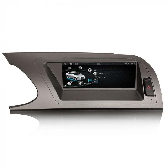 Navigatie auto, Pachet dedicat Audi A4 2009-2012, Android 10.0, 8.8 Inch [0]