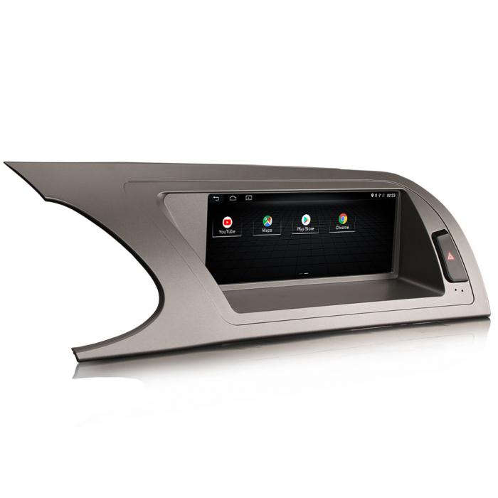 Navigatie auto, Pachet dedicat Audi A4 2009-2012, Android 10.0, 8.8 Inch [8]