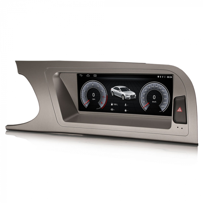 Navigatie auto, Pachet dedicat Audi A4 2009-2012, Android 10.0, 8.8 Inch [1]