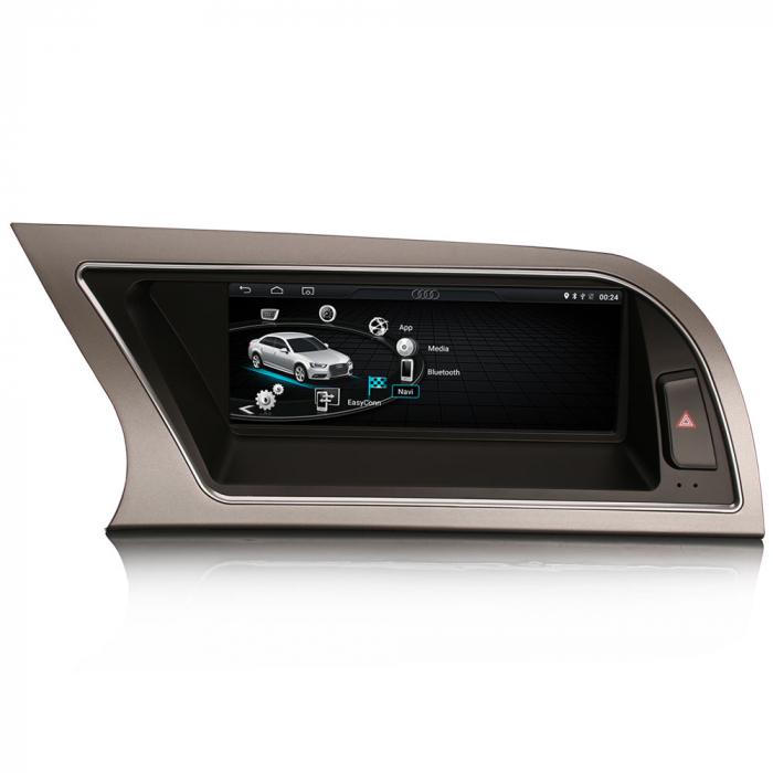 Navigatie auto, Pachet dedicat Audi A4 2013-2016,8.8 inch, Android 10 [0]