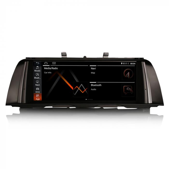 Navigatie auto, Pachet dedicat BMW F10/F11 CIC ,10.25 Inch, Android 10.0 [0]