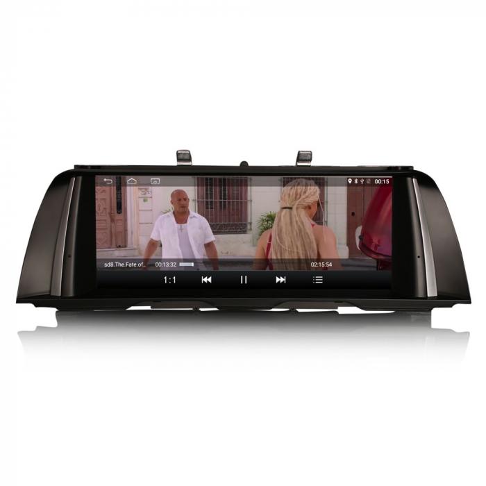 Navigatie auto, Pachet dedicat BMW F10/F11 CIC ,10.25 Inch, Android 10.0 [6]