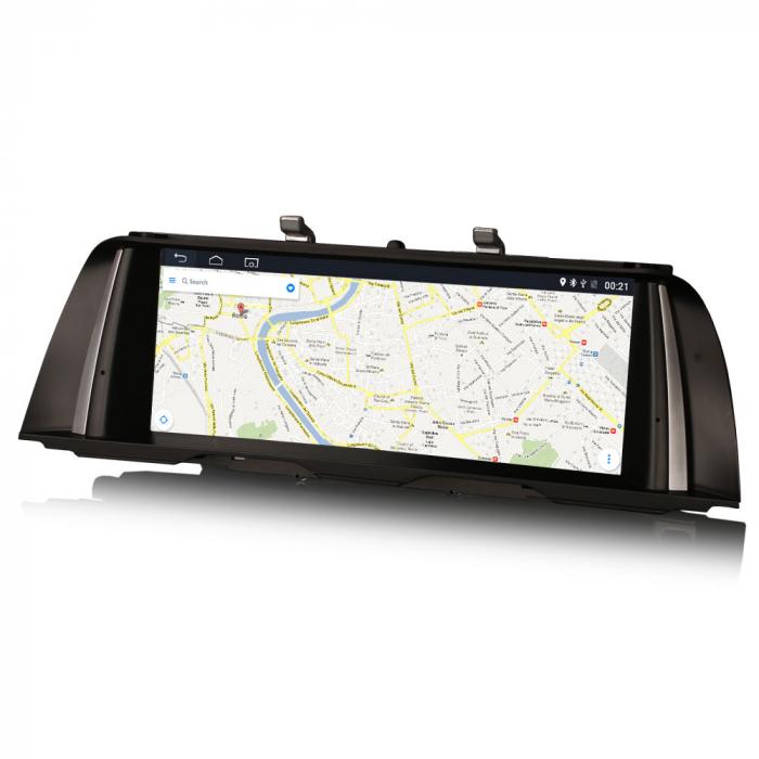 Navigatie auto, Pachet dedicat BMW F10/F11 CIC ,10.25 Inch, Android 10.0 [7]