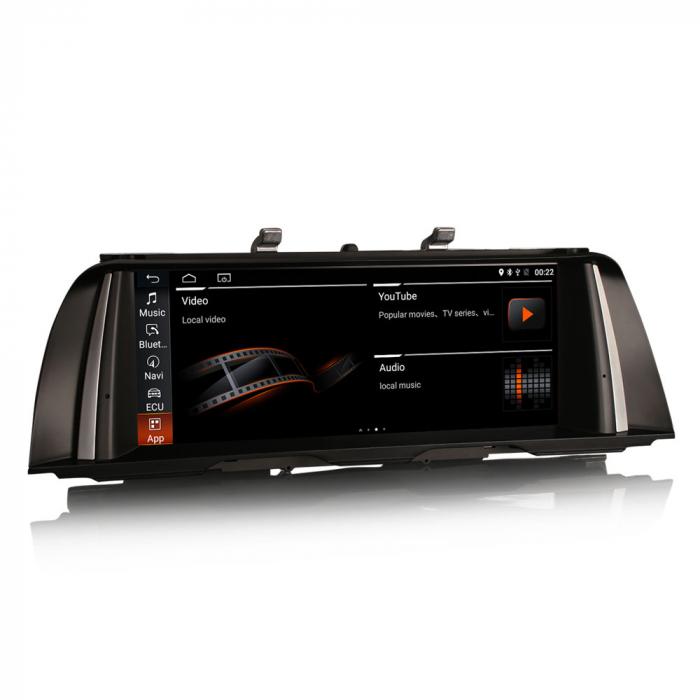 Navigatie auto, Pachet dedicat BMW F10/F11 CIC ,10.25 Inch, Android 10.0 [3]