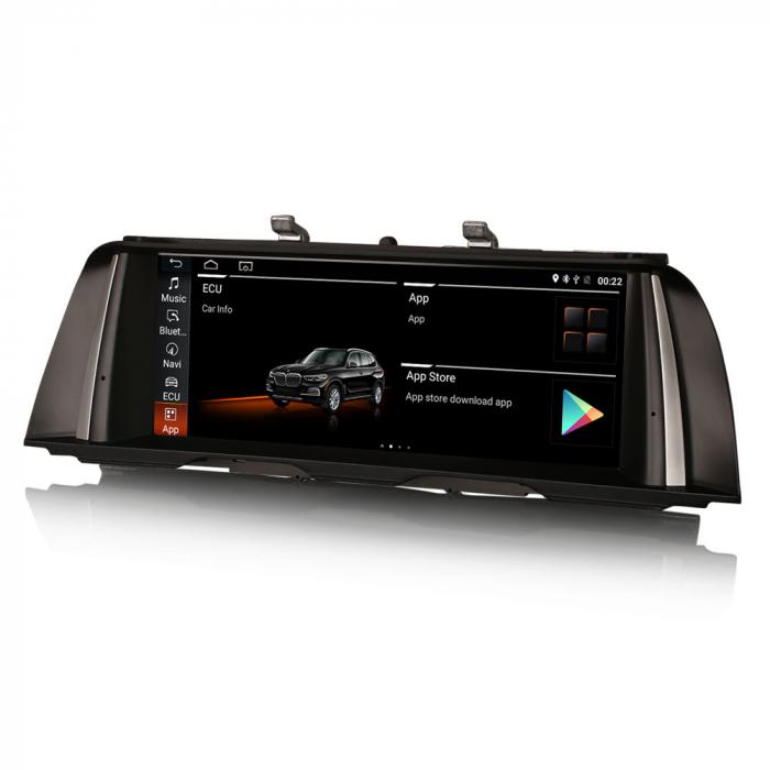 Navigatie auto, Pachet dedicat BMW F10/F11 CIC ,10.25 Inch, Android 10.0 [4]