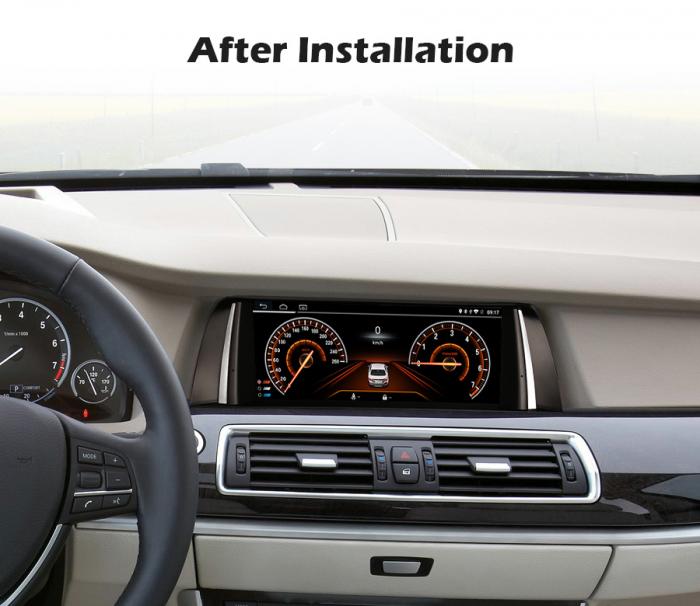 Navigatie auto, Pachet dedicat BMW F10/F11 CIC ,10.25 Inch, Android 10.0 [9]