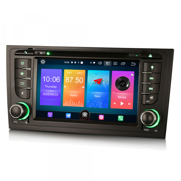 Navigatie auto, Pachet dedicat Audi A6/S6/RS6, Android 10.0; 7 inch [3]