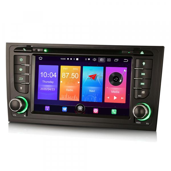 Navigatie auto, Pachet dedicat Audi A6/S6/RS6, Android 10.0; 7 inch [5]