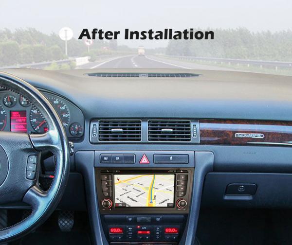 Navigatie auto, Pachet dedicat Audi A6/S6/RS6, Android 10.0; 7 inch [8]