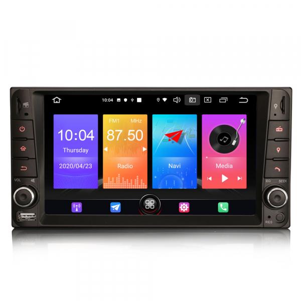 Navigatie auto, Pachet dedicat TOYOTA , 7 inch, Android 10 0