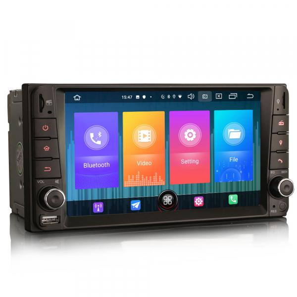 Navigatie auto, Pachet dedicat TOYOTA , 7 inch, Android 10 8