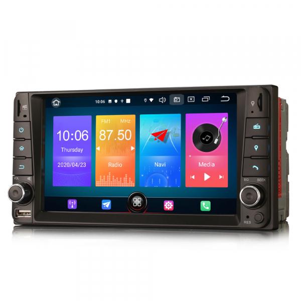 Navigatie auto, Pachet dedicat TOYOTA , 7 inch, Android 10 1
