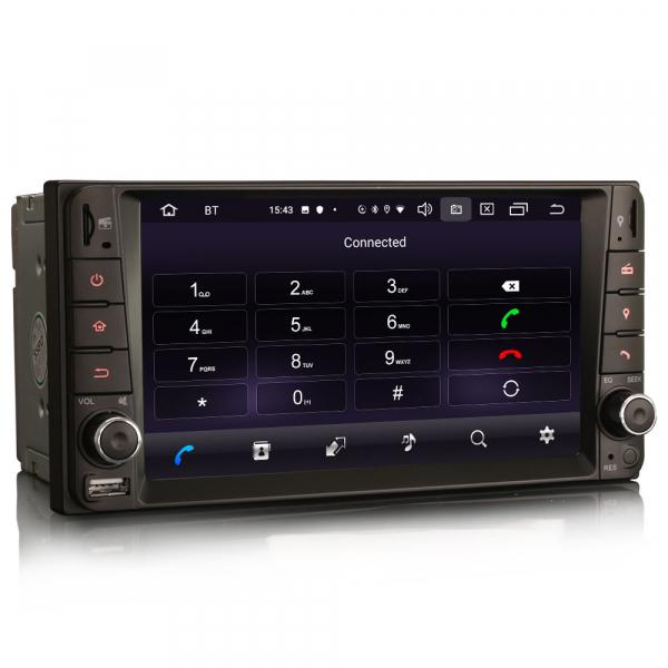 Navigatie auto, Pachet dedicat TOYOTA , 7 inch, Android 10 2