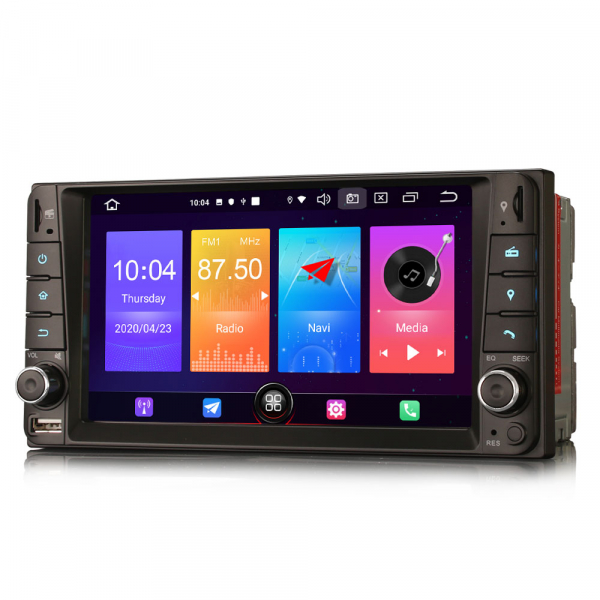 Navigatie auto, Pachet dedicat TOYOTA , 7 inch, Android 10 5