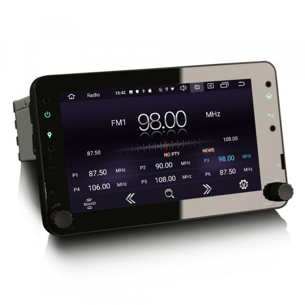Navigatie auto 2 din, Pachet dedicat ALFA ROMEO Spider 159, Android 10.0, 7 inch 7