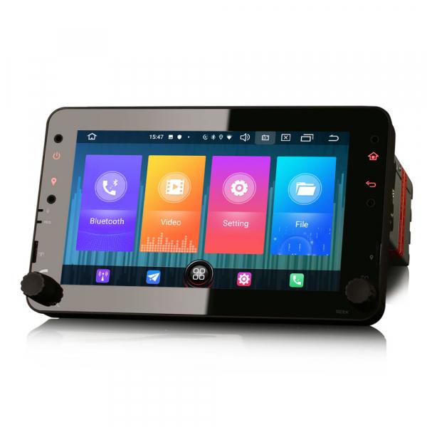 Navigatie auto 2 din, Pachet dedicat ALFA ROMEO Spider 159, Android 10.0, 7 inch 1