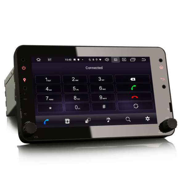 Navigatie auto 2 din, Pachet dedicat ALFA ROMEO Spider 159, Android 10.0, 7 inch 2