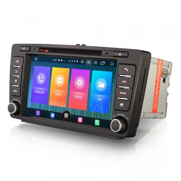Navigatie auto, Pachet dedicat Skoda Superb Octavia, 8 inch, Android 10.0 [6]
