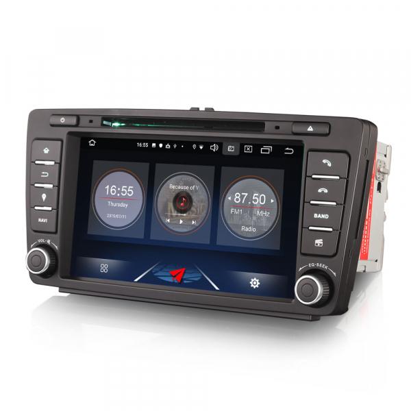 Navigatie auto, Pachet dedicat Skoda Superb Octavia, 8 inch, Android 10.0 [1]