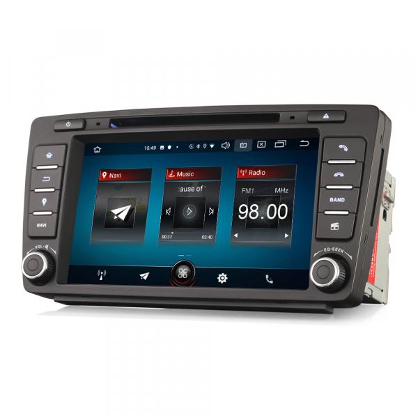 Navigatie auto, Pachet dedicat Skoda Superb Octavia, 8 inch, Android 10.0 [4]