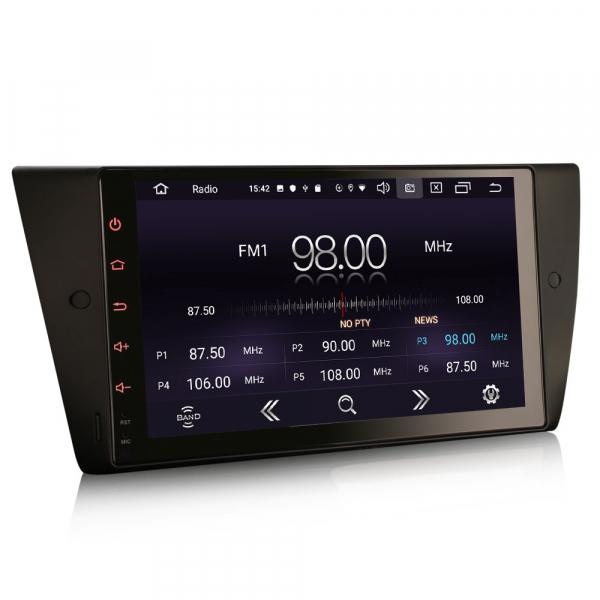 Navigatie auto, Pachet dedicat BMW Seria 3 E90 E91 E92 E93 M3, 9 inch, Android 10.0 7