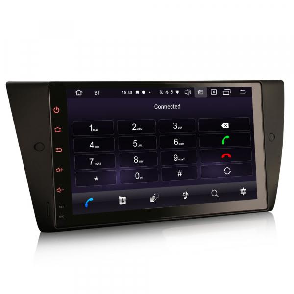 Navigatie auto, Pachet dedicat BMW Seria 3 E90 E91 E92 E93 M3, 9 inch, Android 10.0 2