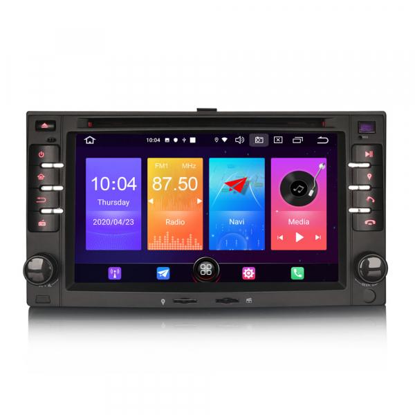 Navigatie auto, Pachet dedicat Kia, 6.2 inch, Android 10.0 0